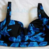 Swimwear Review: Lands' End DDD-cup Beach Living Sweetheart Bikini Top