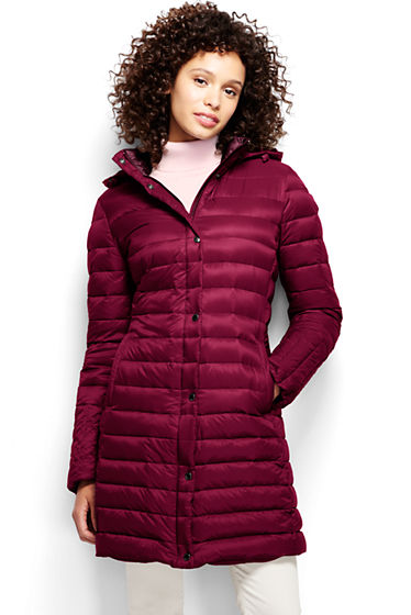 Lands' End Down Coat