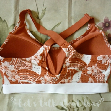 Lightweight by Victoria's Secret 32DD floral back