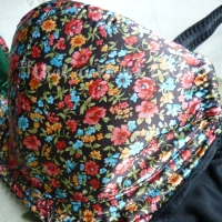 Bra Review: Comexim Florence Plunge, 60HH with custom alterations